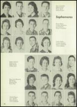 1961 Clear Creek High School Yearbook Page 46 & 47
