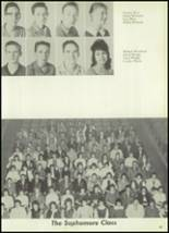 1961 Clear Creek High School Yearbook Page 48 & 49