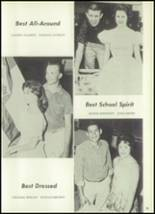 1961 Clear Creek High School Yearbook Page 58 & 59