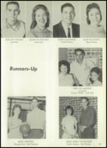 1961 Clear Creek High School Yearbook Page 60 & 61