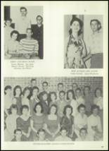 1961 Clear Creek High School Yearbook Page 62 & 63