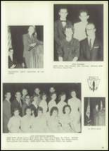 1961 Clear Creek High School Yearbook Page 68 & 69