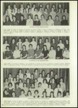1961 Clear Creek High School Yearbook Page 80 & 81