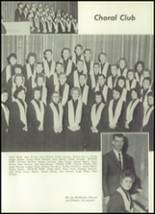 1961 Clear Creek High School Yearbook Page 88 & 89