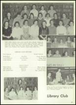 1961 Clear Creek High School Yearbook Page 90 & 91