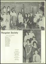 1961 Clear Creek High School Yearbook Page 92 & 93