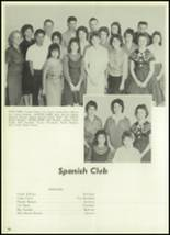 1961 Clear Creek High School Yearbook Page 94 & 95