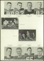 1961 Clear Creek High School Yearbook Page 100 & 101