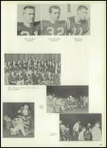 1961 Clear Creek High School Yearbook Page 102 & 103