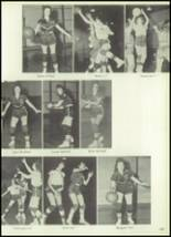 1961 Clear Creek High School Yearbook Page 106 & 107