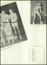 1961 Clear Creek High School Yearbook Page 108 & 109