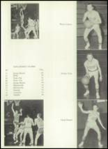 1961 Clear Creek High School Yearbook Page 110 & 111