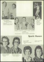 1961 Clear Creek High School Yearbook Page 112 & 113