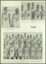 1961 Clear Creek High School Yearbook Page 114 & 115