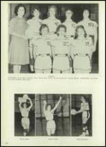 1961 Clear Creek High School Yearbook Page 116 & 117