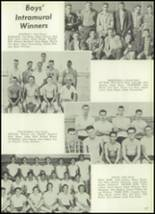 1961 Clear Creek High School Yearbook Page 120 & 121