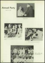 1961 Clear Creek High School Yearbook Page 124 & 125