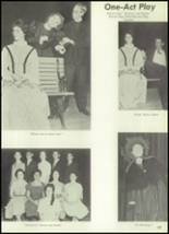 1961 Clear Creek High School Yearbook Page 132 & 133