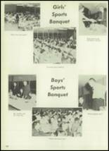 1961 Clear Creek High School Yearbook Page 134 & 135
