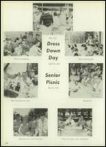 1961 Clear Creek High School Yearbook Page 136 & 137