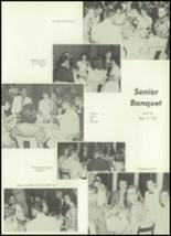 1961 Clear Creek High School Yearbook Page 138 & 139