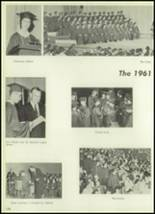 1961 Clear Creek High School Yearbook Page 140 & 141