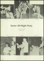 1961 Clear Creek High School Yearbook Page 142 & 143