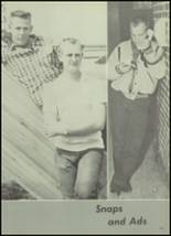 1961 Clear Creek High School Yearbook Page 144 & 145