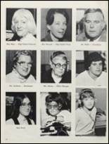 1982 Stillwater High School Yearbook Page 34 & 35