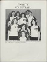 1982 Stillwater High School Yearbook Page 110 & 111