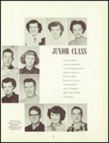 1952 Attica High School Yearbook Page 12 & 13