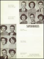 1952 Attica High School Yearbook Page 14 & 15