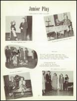 1952 Attica High School Yearbook Page 24 & 25