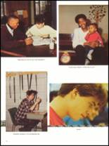 1987 Cambridge Rindge & Latin High School Yearbook Page 18 & 19