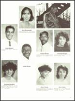 1987 Cambridge Rindge & Latin High School Yearbook Page 38 & 39