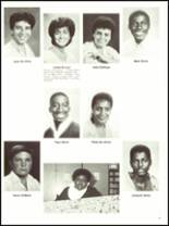 1987 Cambridge Rindge & Latin High School Yearbook Page 44 & 45