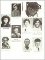 1987 Cambridge Rindge & Latin High School Yearbook Page 50 & 51