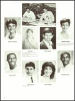 1987 Cambridge Rindge & Latin High School Yearbook Page 52 & 53