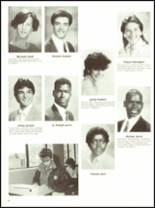 1987 Cambridge Rindge & Latin High School Yearbook Page 54 & 55