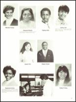1987 Cambridge Rindge & Latin High School Yearbook Page 56 & 57