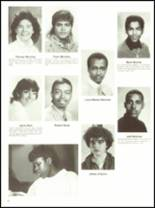1987 Cambridge Rindge & Latin High School Yearbook Page 66 & 67