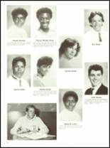 1987 Cambridge Rindge & Latin High School Yearbook Page 74 & 75