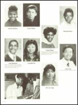 1987 Cambridge Rindge & Latin High School Yearbook Page 78 & 79