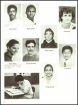 1987 Cambridge Rindge & Latin High School Yearbook Page 84 & 85