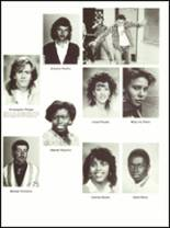 1987 Cambridge Rindge & Latin High School Yearbook Page 88 & 89
