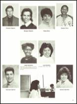 1987 Cambridge Rindge & Latin High School Yearbook Page 90 & 91