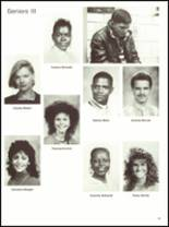 1987 Cambridge Rindge & Latin High School Yearbook Page 92 & 93