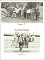1987 Cambridge Rindge & Latin High School Yearbook Page 106 & 107