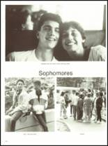 1987 Cambridge Rindge & Latin High School Yearbook Page 108 & 109