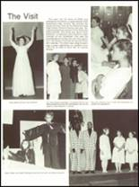 1987 Cambridge Rindge & Latin High School Yearbook Page 124 & 125